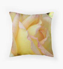 Sunburned Petals - St. Paul, MN Throw Pillow