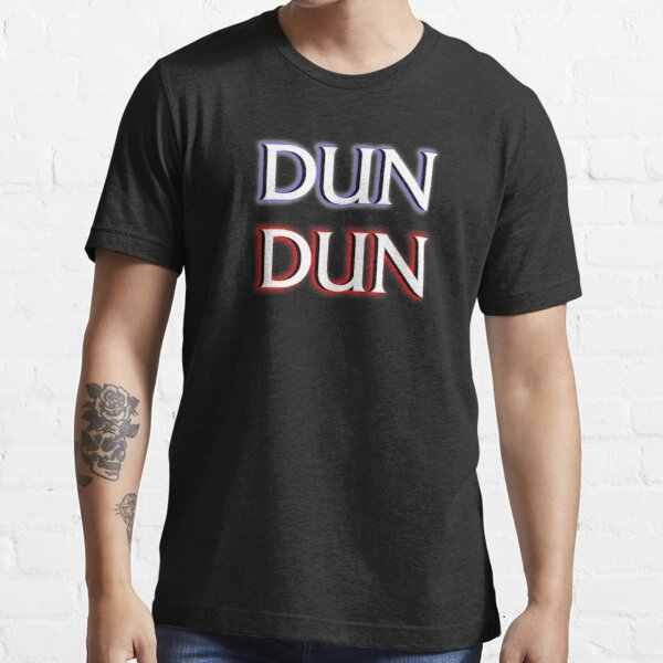 Dun Dun Meme (Law, Order, Parody) Essential T-Shirt