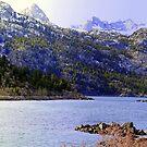 """""""High Sierra Lake"""" by Lynn Bawden"""