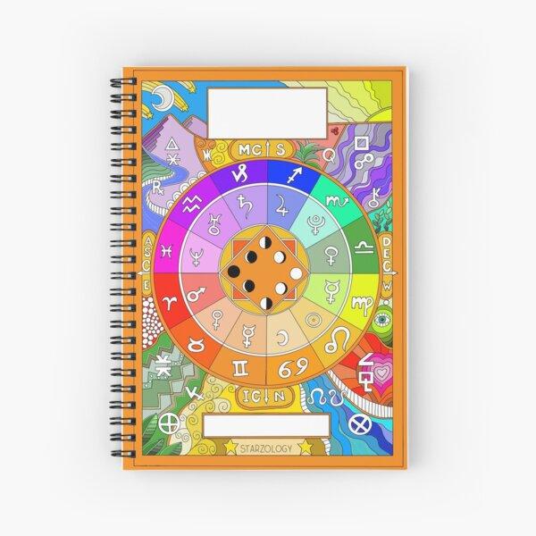 Your Astrology Journal Spiral Notebook
