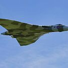 "The ""Spirit of Great Britain"" Avro Vulcan B.2 by Mark Kopczewski"