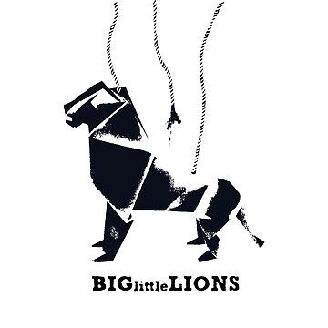 Big Little Lions by helenaustin