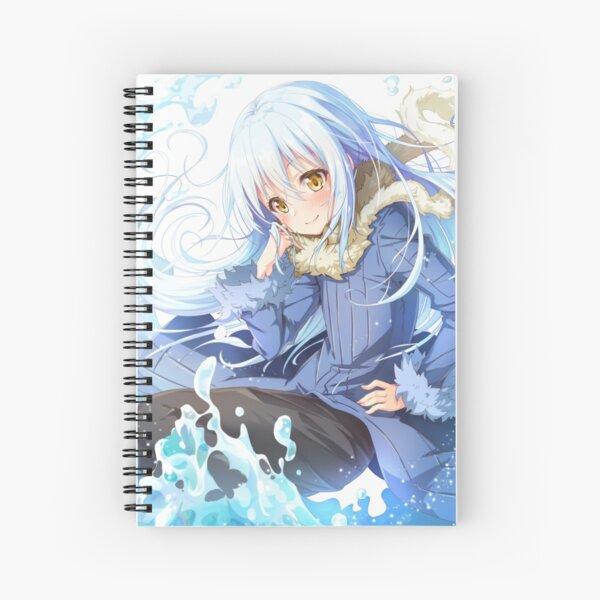 Rimuru Spiral Notebook