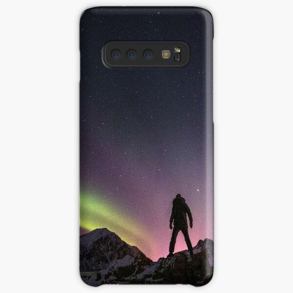 Under the Northern Lights Coque rigide Samsung Galaxy
