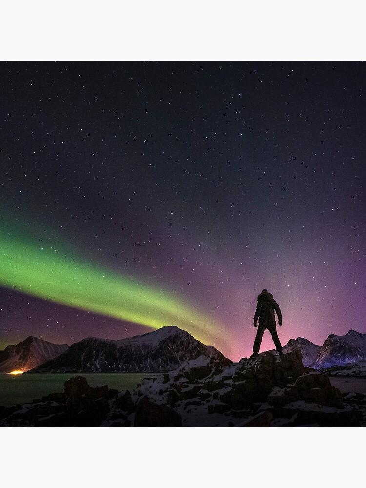 «Under the Northern Lights» par patricemestari