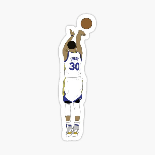 Steph Curry Sticker