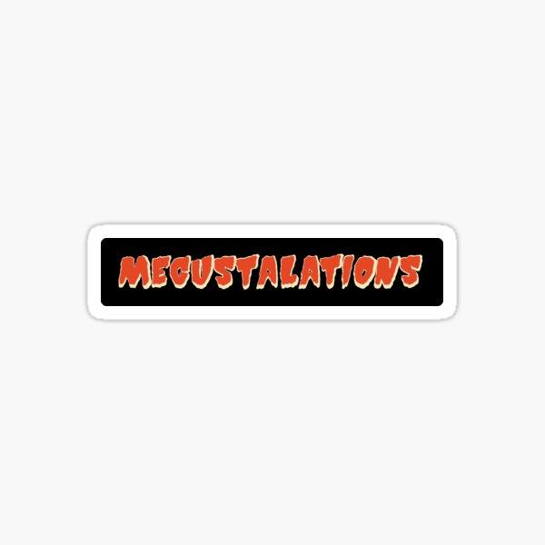 Megustalations! Sticker