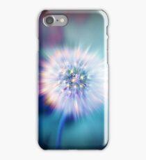 Dandelion glow iPhone Case/Skin
