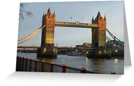 Tower Bridge London by ZenVikram