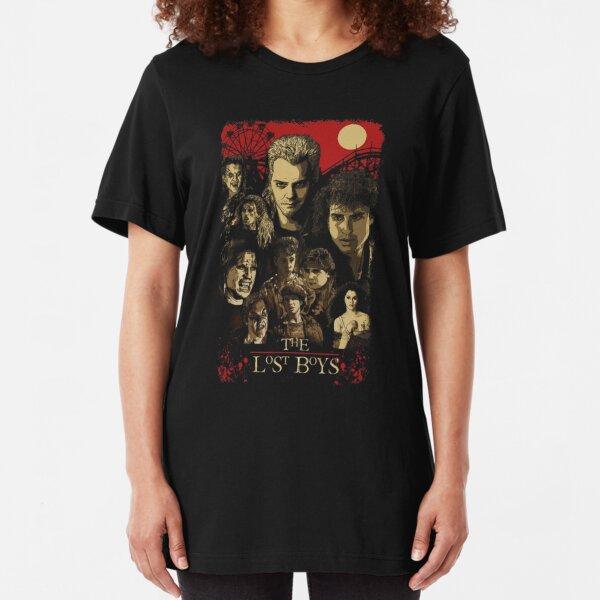 Men/'s Ladies T SHIRT retro cult FILM MOVIE horror Lost Boys 80s Sutherland Haim