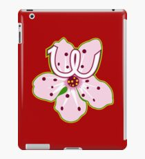 MLB Reimagined - Wahington-Kirschblüten iPad-Hülle & Klebefolie