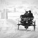 Amish Gentleman in the Mirror by KellyHeaton