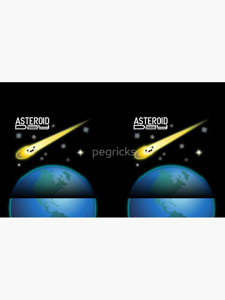 Asteroid Day by pegricks