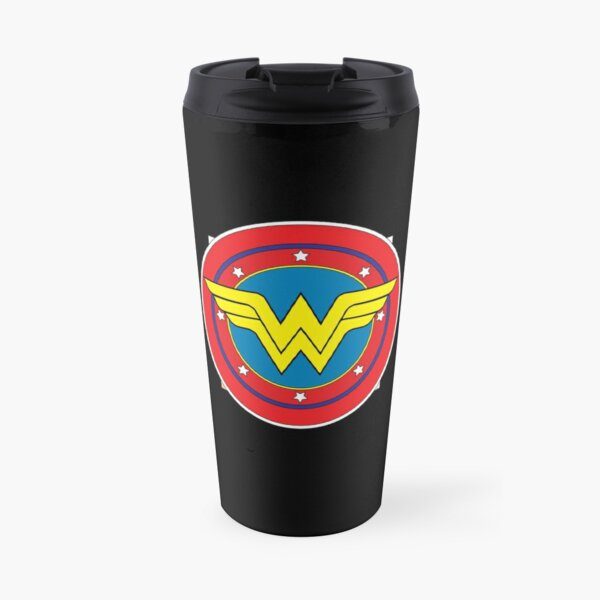 Wonder Women Merchandise Travel Mug