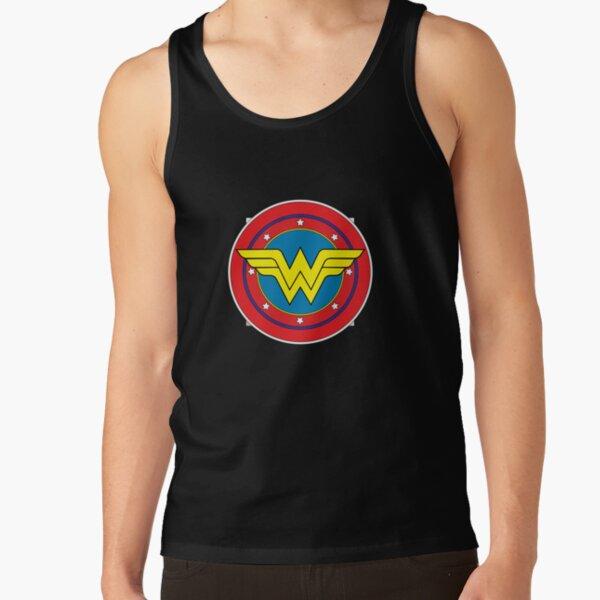 Wonder Women Merchandise Tank Top