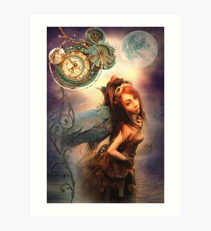 Steampunk Art Print