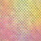 Faux Glitter Mermaid Scales by anabellstar