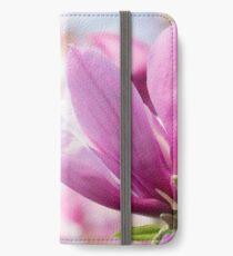 Magenta Magnolia iPhone Wallet/Case/Skin