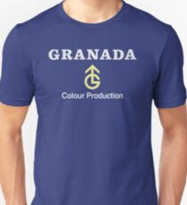 Granada TV logo: from the North Unisex T-Shirt