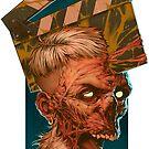Zombie Movie Director / Undead Film Zombie by Oleg Litvin