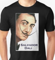 Salvador Dali 1183 views Unisex T-Shirt