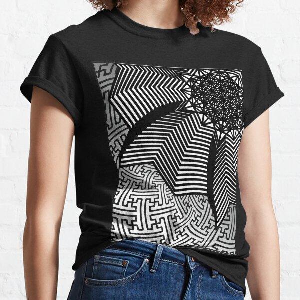 star tetrahedron sayagata Classic T-Shirt