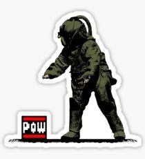POW & BombSquad Sticker