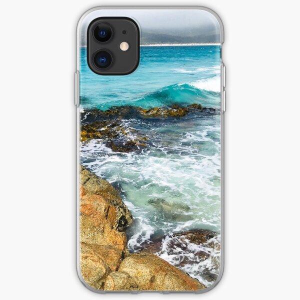 Wineglass Bay Tasmania, Australia iPhone Soft Case
