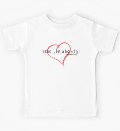 Mr. Darcy is my anit-drug.  Kids Clothes