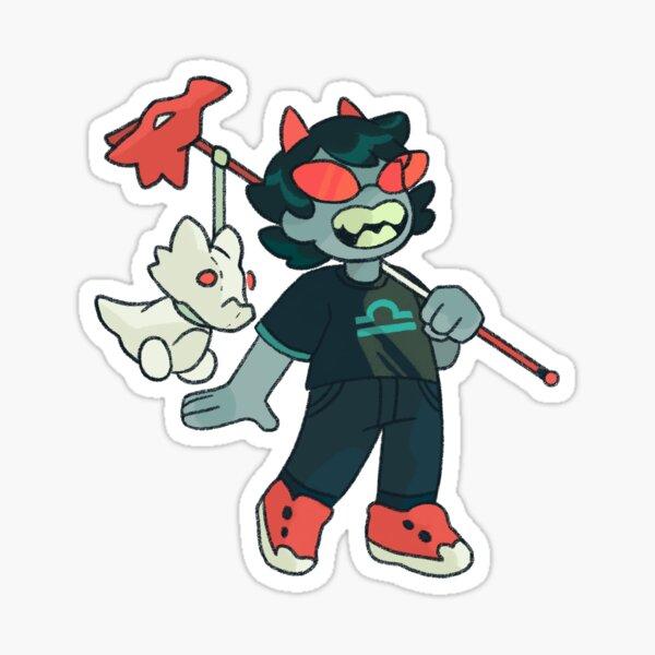 Terezi!! Sticker