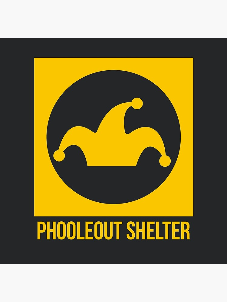 PhooleOut Shelter Sign by Anna Haim by Phoole