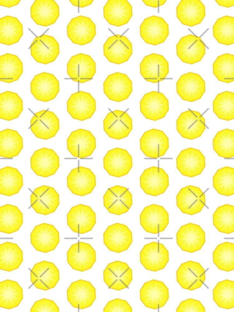 Pineapple Fruit Slice by THPStock