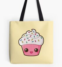 Happy Cupcake Tote Bag