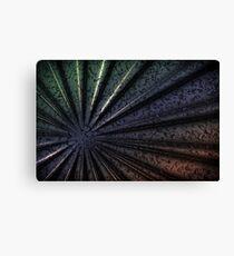 Abstract Metal Canvas Print