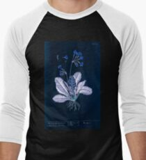 A curious herbal Elisabeth Blackwell John Norse Samuel Harding 1737 0578 The Cowslip or Paigle Inverted Men's Baseball ¾ T-Shirt