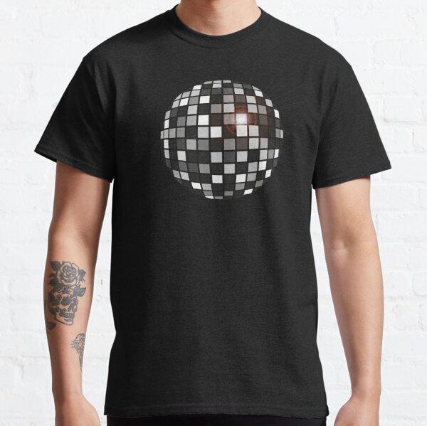 Disco Shades Of Grey Classic T-Shirt