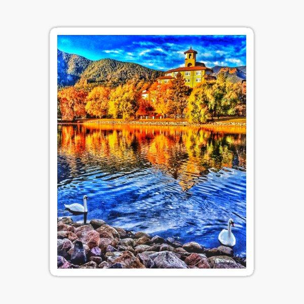 The Broadmoor Sticker