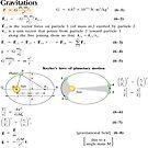 Chapter 6 Formulas, Gravitation by znamenski