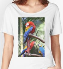 Araras Women's Relaxed Fit T-Shirt