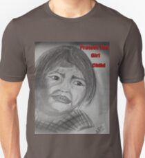 Indian Girl Struggling For Right T-Shirt