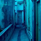 Narrow Lane in North Kolkata by Shubhrajit Chatterjee