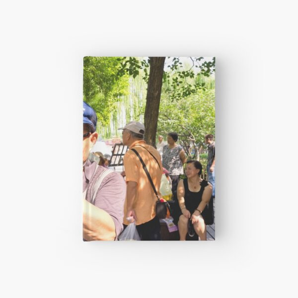 Capture the moment - Hangzhou, China Hardcover Journal