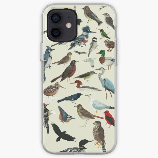Bird Fanatic iPhone Soft Case
