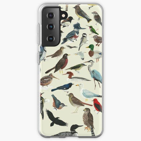 Bird Fanatic Samsung Galaxy Soft Case