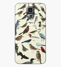 Funda/vinilo para Samsung Galaxy Pájaro fanático