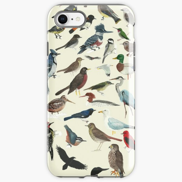 Bird Fanatic iPhone Tough Case