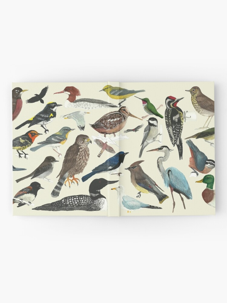 Alternate view of Bird Fanatic Hardcover Journal