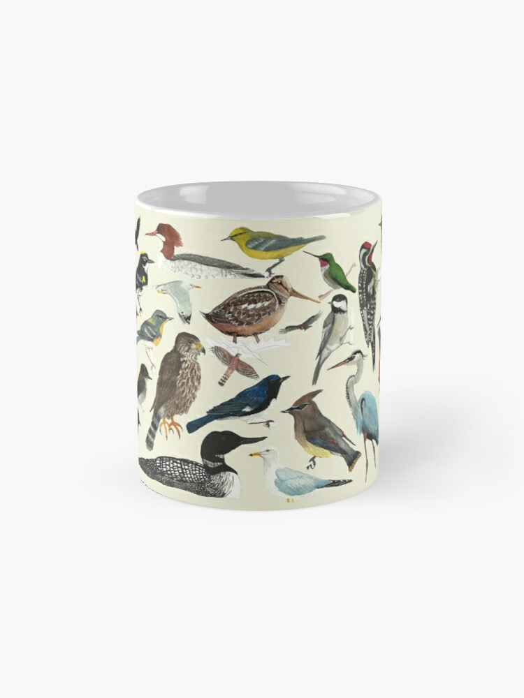 Alternate view of Bird Fanatic Mug