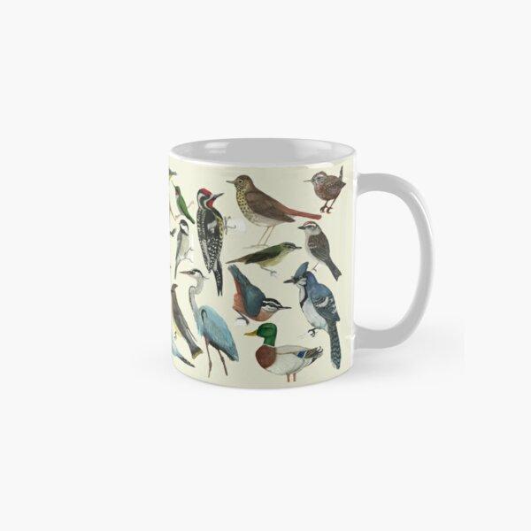 Fanatique d'oiseau Mug classique