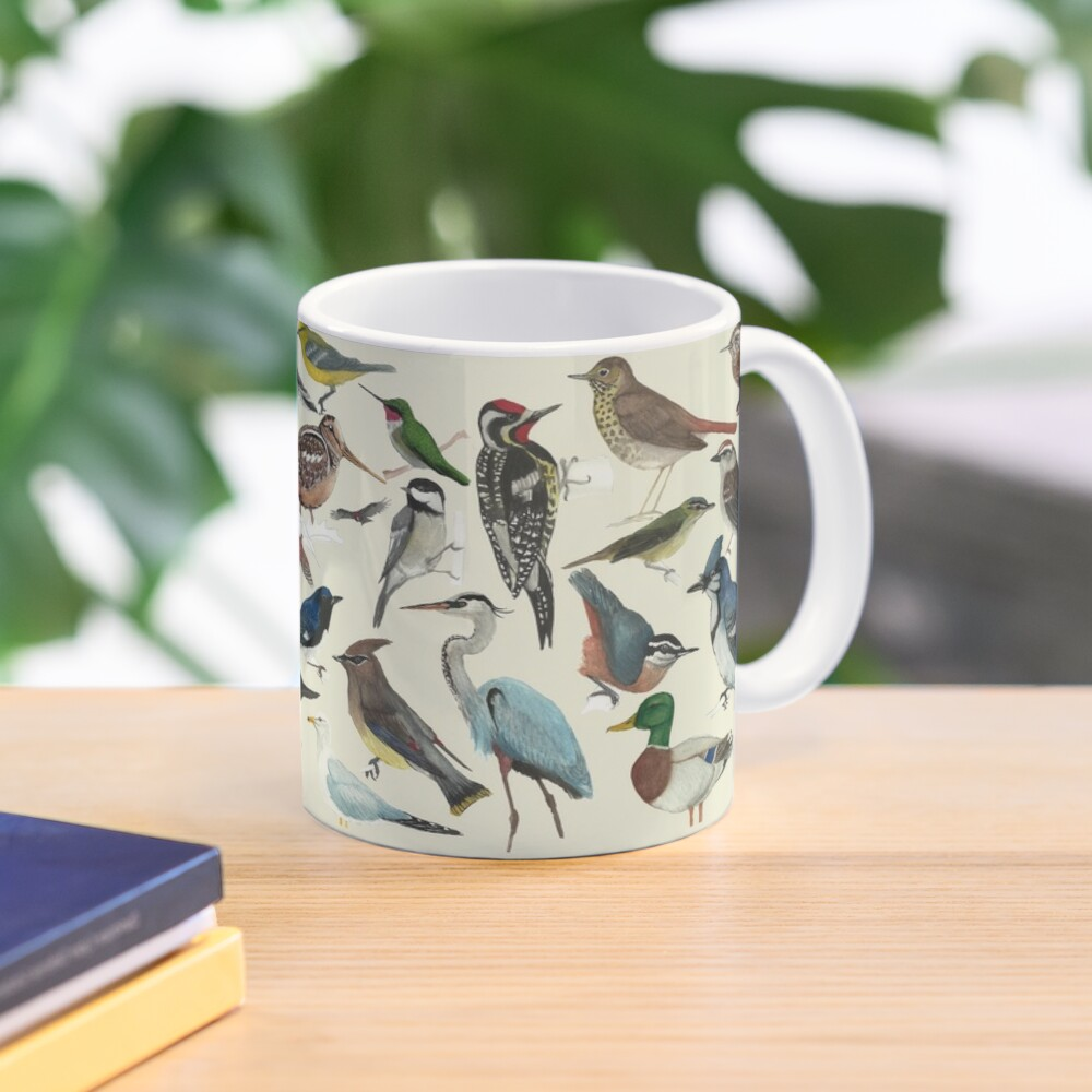 Bird Fanatic Mug